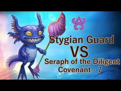 Monster Train - Stygian Guard - Covenant 7 - Seraph |