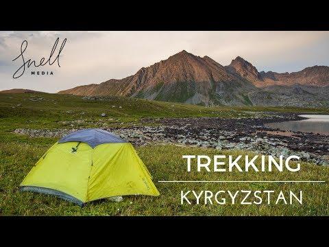 Trekking Karakol Kyrgyzstan Adventure Travel Vlog
