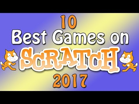 Top 10 Best Games On Scratch 2017