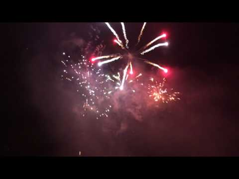 4th of July Fireworks at Coos Bay Speedway 2017