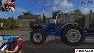 farming simulator 17 /Meadow Grove farm/ day 7 / seasons