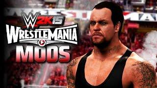 WWE 2K15 PC Mods : The Undertaker Wrestlemania 31 Mod