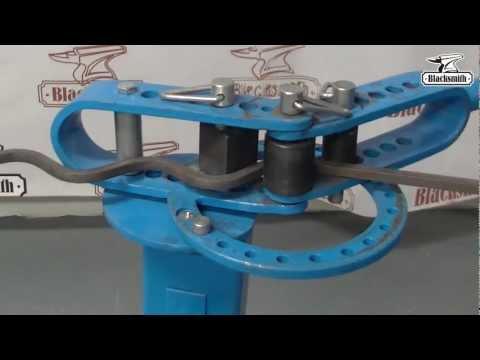 Смотреть Инструмент универсальный MB31-6x50 ручной гибочный BlackSmith