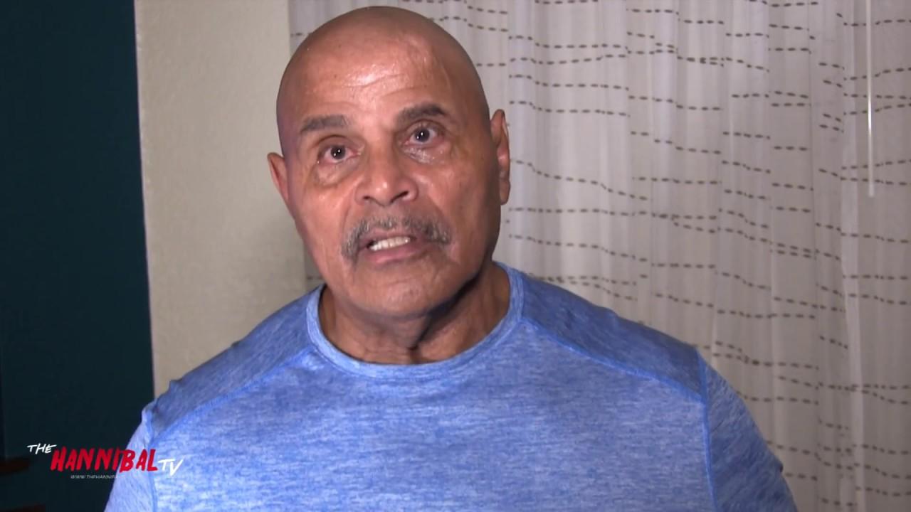 Rocky Johnson Full Career Shoot Interview The Hannibal TV ...
