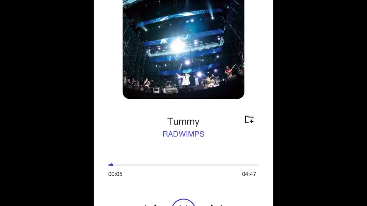 Download RADWIMPS       Tummy