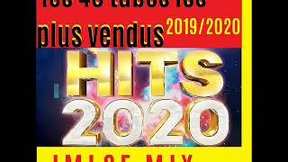 LES 40 TUBES LES PLUS VENDUS EN FRANCE 2019 2020