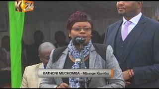 Naibu Rais Ruto ataka malumbano baina ya viongozi kukoma