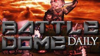 minecraft battledome minigame wjerome game 18 mvp jeromeasf