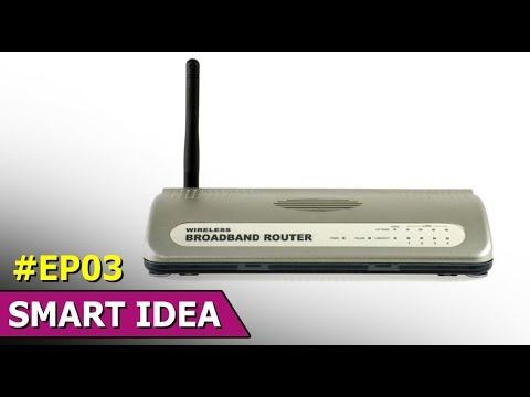 The Worlds First Wireless Broadband Internet Audio And Video System | Smart Idea | Episode 3