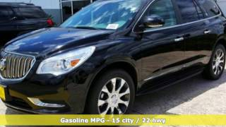 New 2017 Buick Enclave Houston and Katy, TX #7W012