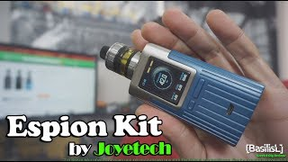 ESPION 200W / ProCore X TC Kit by Joyetech - BasilisL (Greek Reviews)