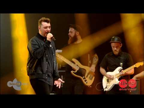 Sam Smith - La La La - Lowlands 2014