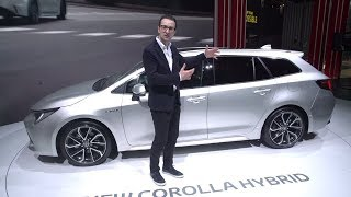 All-new 2019 Corolla Touring Sports Review   Toyota Ireland