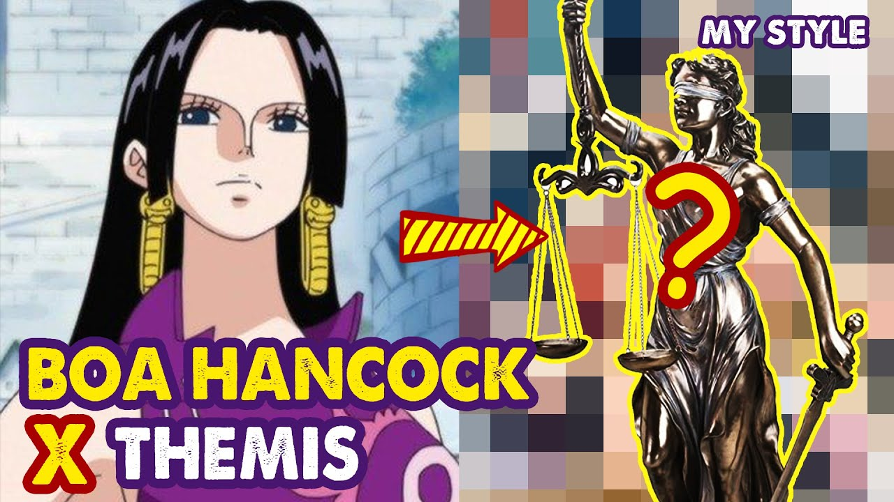 Drawing: How Boa Hancock Was Goddess of Justice - Anime Fusion   ONE PIECE