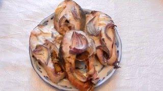 Рыба ТУНЕЦ в духовке вкусно рецепт