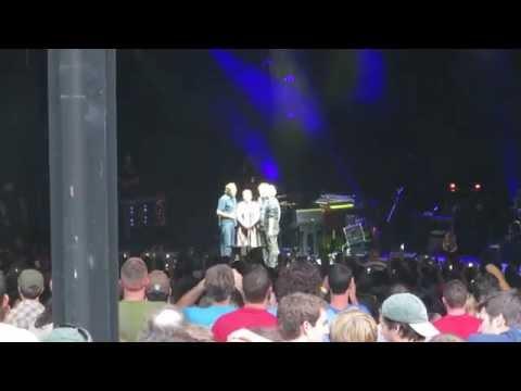 Phish - Star Spangled Banner - SPAC - Saratoga, NY - July 4, 2014