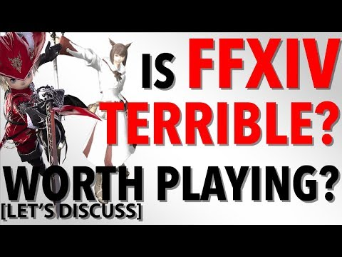 Top 5 reasons NOT to play FFXIV [Let's Discuss] - YouTube