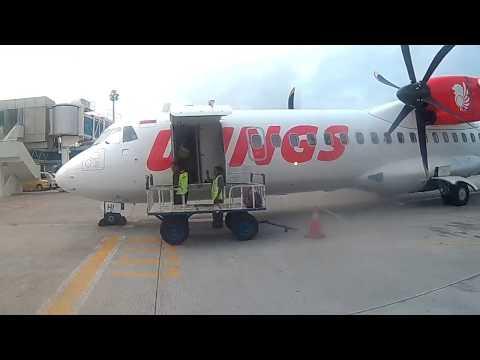 Wings Air ATR 72/600 Pekanbaru (PKU) - Jambi (DJB)