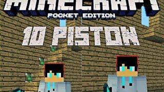 Piston Devreleri   Minecraft PE 15.0  