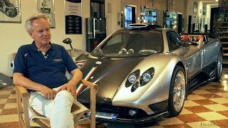 Horacio Pagani interviewed by Davide Cironi - Drive Experience (ENG.SUBS)