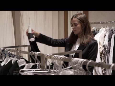 BlogStyle Fashion med Darja Barannik på Sandvika Storsenter