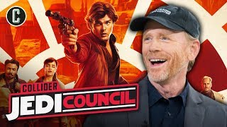 Did Ron Howard Save Star Wars? - Jedi Council