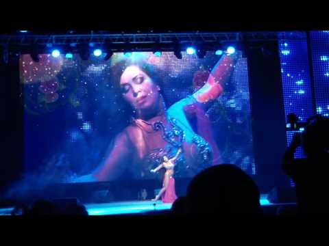 "Mandrova Yana International Festival ""Magic Of The Oriental"" Gala Show, Tomsk Russia"