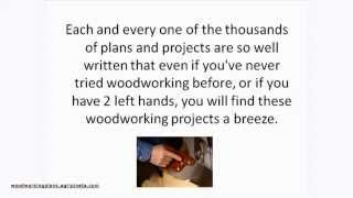 Woodworking Plans _ Projects 2012