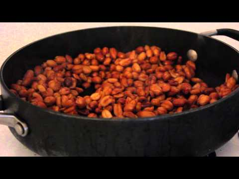 [archive] Making Bacon Beer Nuts ASMR Style