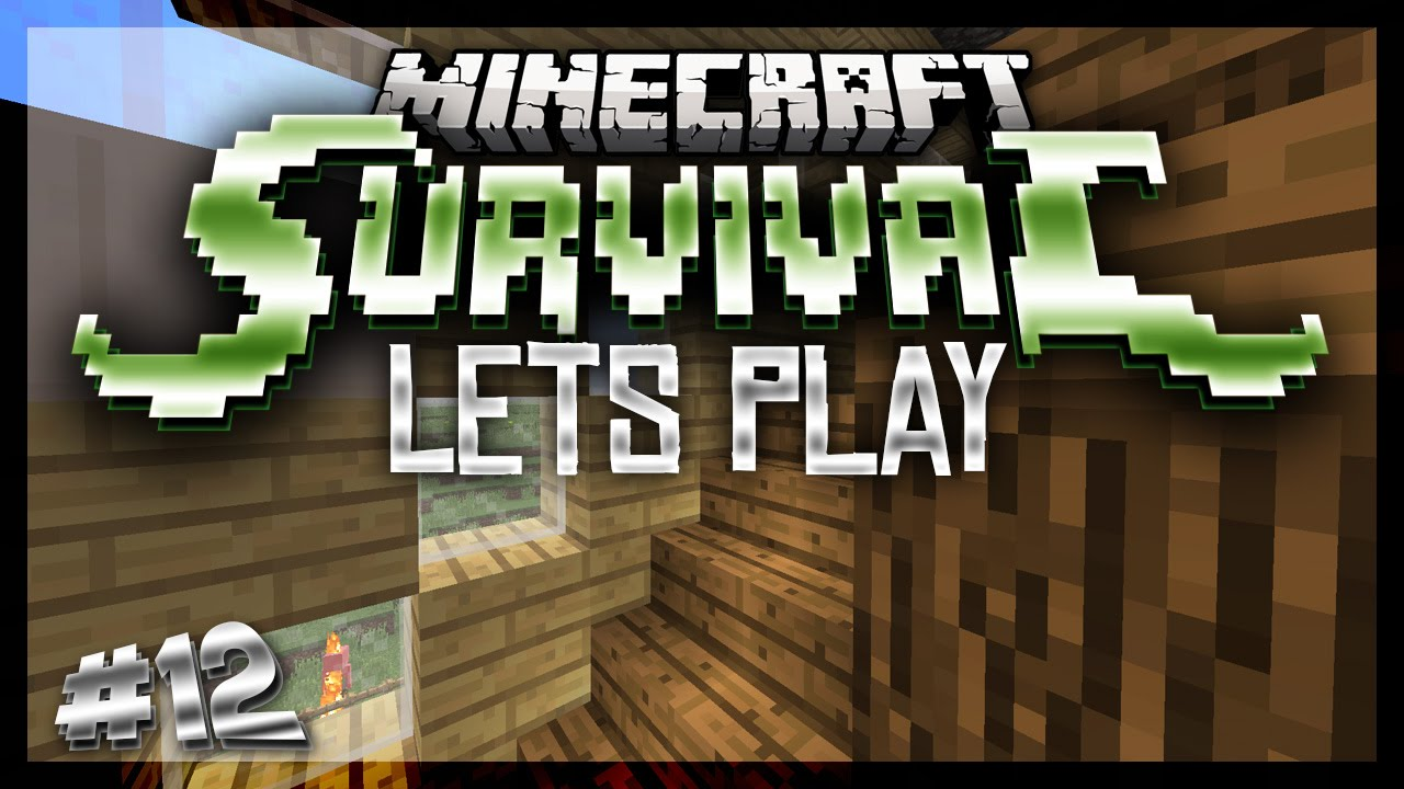 """Enjoy this little paradise in your eyes! Minecraft: Survival Let's Play   """"MASTER BEDROOM""""   Ep. 12 ..."""
