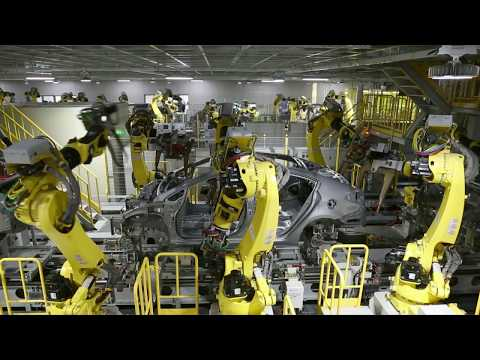 Kia Motors Mexico Manufacturing Plant - Unravel Travel TV