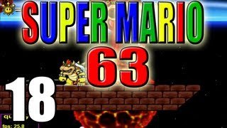 Super Mario 63 - Let's Play Super Mario 63 Part 18: Der Todesball