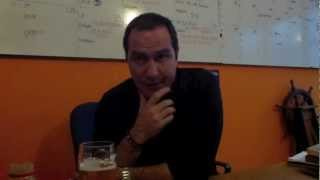 Tom Rhodes - interview - Bill Hicks, Elvis Presley, advice for others By St Pauls Lifestyle