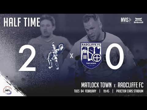 Matlock Radcliffe Goals And Highlights