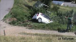 Rallye du Mont Blanc 2016 ( Crash and Show )