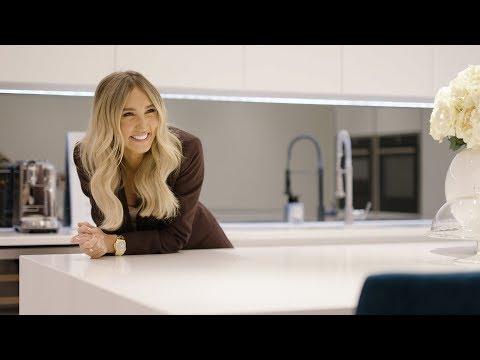 Wren Kitchens: Celebrity Kitchen - Megan McKenna #wrenovation