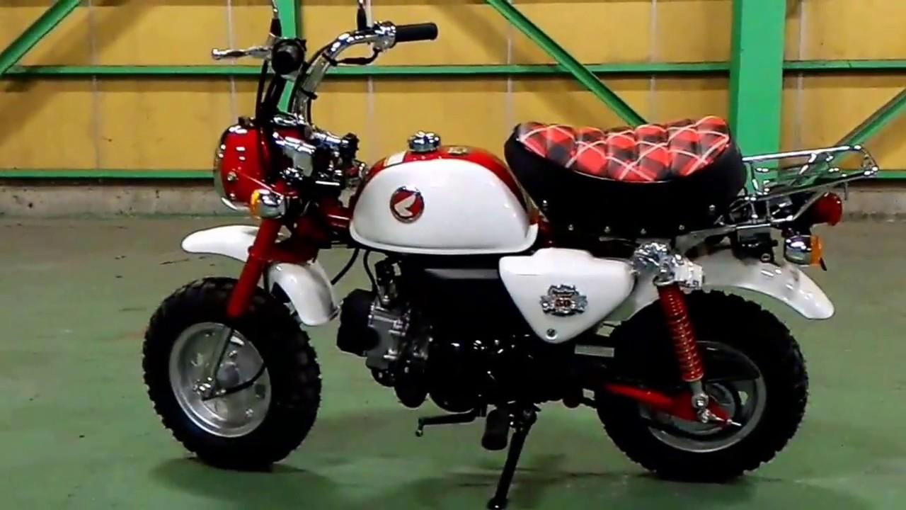 Kelebihan Honda Monkey 50 Tangguh