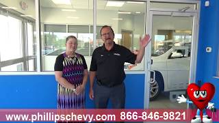 2018 Chevy Trax - Customer Review Phillips Chevrolet - Chicago New Car Dealership Sales