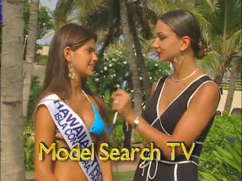 Hot Swimsuit Models in Hawaii  by Model Search TV Hawaii