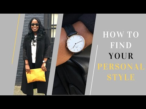 HOW TO FIND YOUR PERSONAL STYLE  10 HELPFUL TIPS | INSPIRED BY IDA |