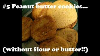 Halogen Oven #5 - Peanut Butter Cookies