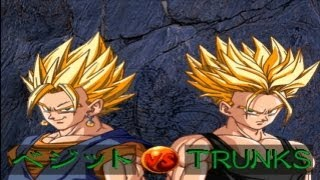 Dragon Ball GT Final Bout Super Vegito Story Mode Playthrough (Ending+Credits)