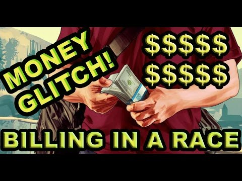 GTA 5 [ONLINE] $$$ NEW MONEY GLITCH $$$ (1.37) CHANGING DATE IN A RACE