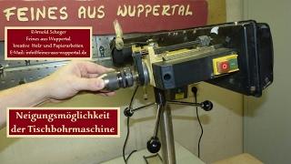 Meine Scheppach Radialausleger Bohrmaschine RAB t13