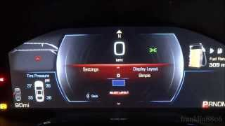 2014 Cadillac CTS 3.6l Start-Up and Exhaust Rev