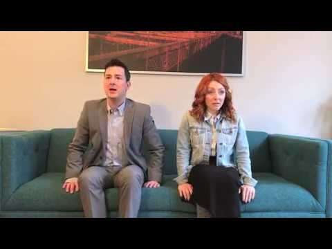 """Episode 3: WAITRESS #1 """"It Only Takes A Taste"""" The Casting Couch with Chris and Jenna"""