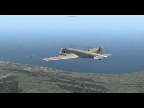 Tragedia di Superga - Ricostruzione dell'incidente con Flight Simulator