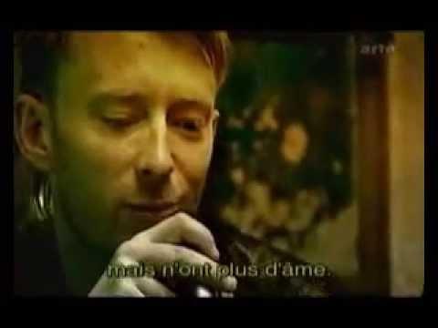 Radiohead Unplugged in Paris 2003