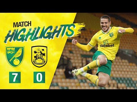 HIGHLIGHTS | Norwich City 7-0 Huddersfield Town
