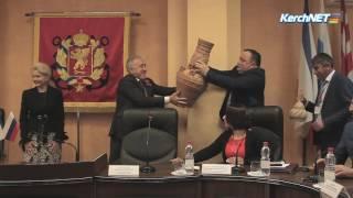 Делегация из Дагестана приехала в Керчь брататься